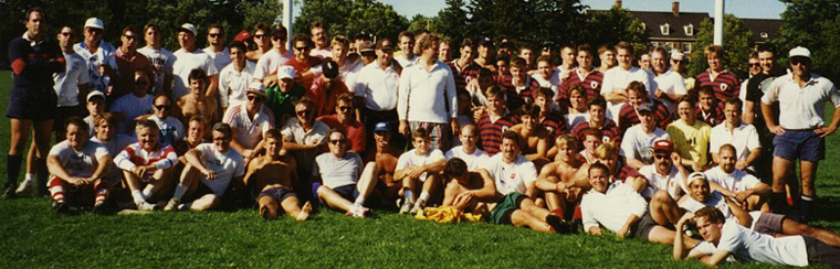 1993 Old Boys Miami University